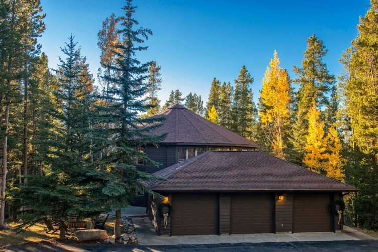 Breckenridge lodging