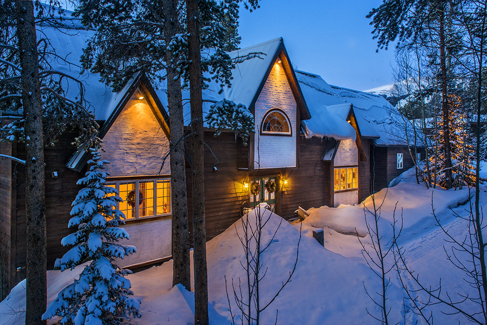 The Ski Hill Lodge is Available to Purchase!